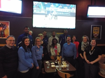 2014 March Madness @ Buffalo Wild Wings